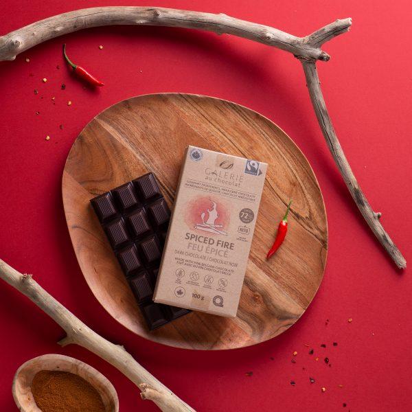 Fairtrade - Dark Chocolate Fire