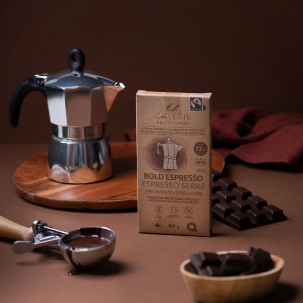 Fairtrade - Dark Chocolate Bold Espresso