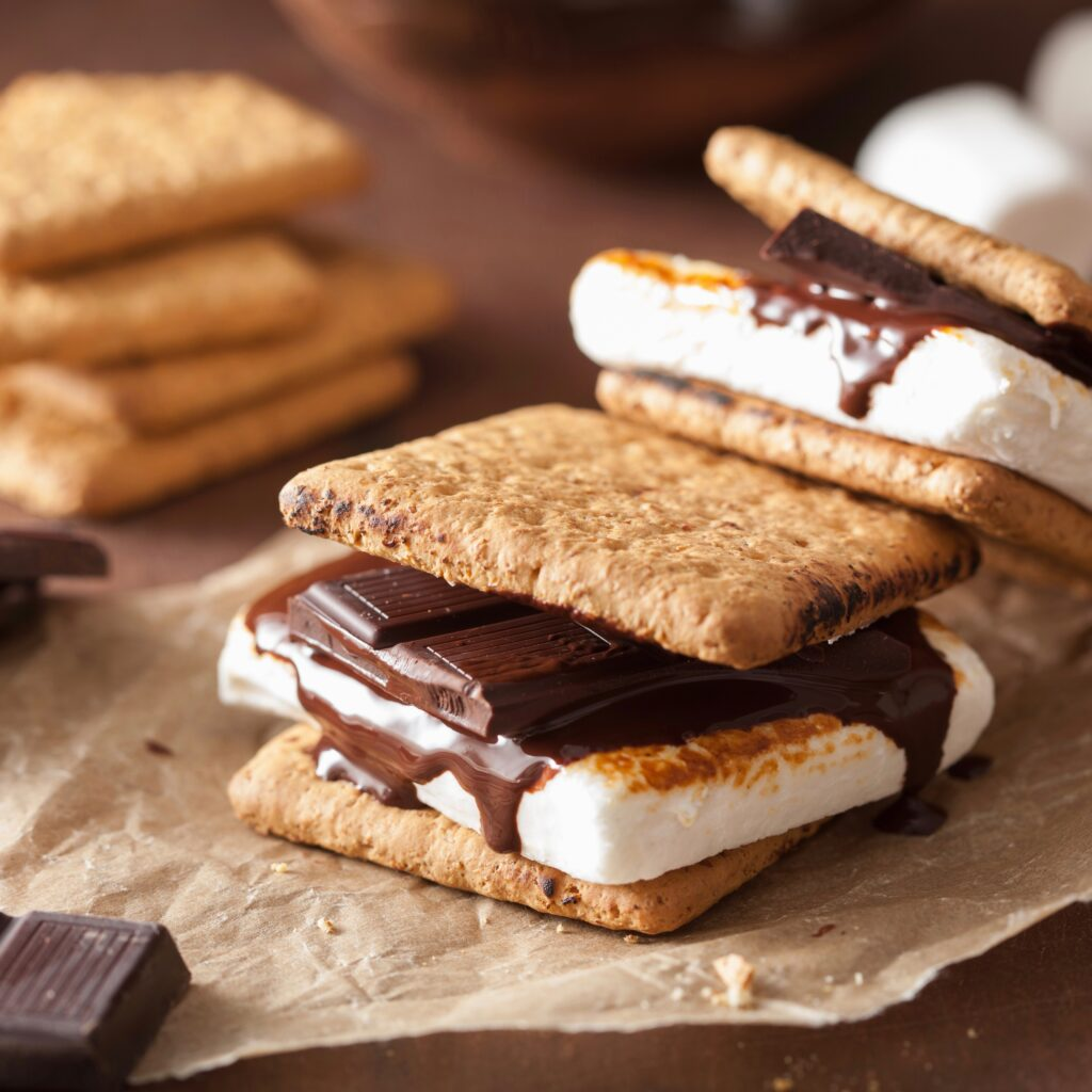 Indulgent S'MORES Recipe