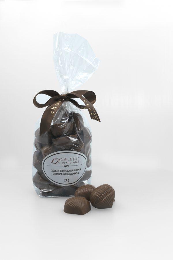 Milk Chocolate Gianduja Pieces 350g
