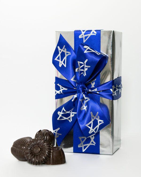 Pareve Boîte-Cadeau Emballée de Chocolats Assortis 200g