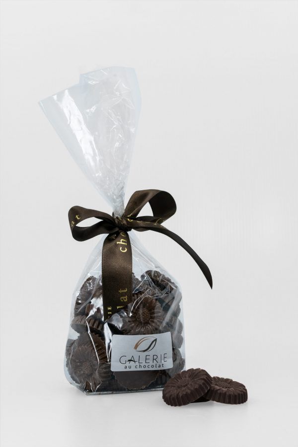 Milk Chocolate Flowers 200g