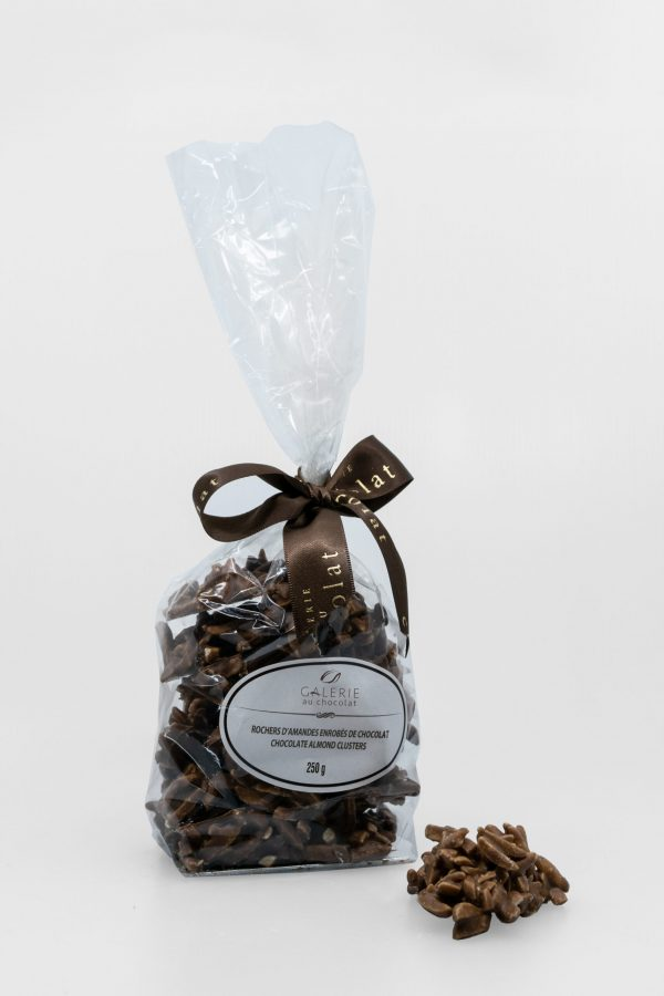 Milk Chocolate Almond Clusters 250g