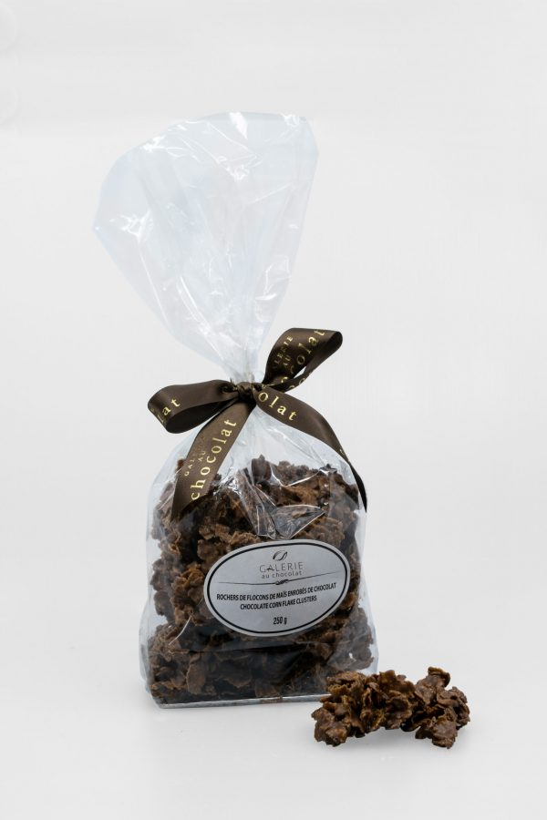 Milk Chocolate Corn Flake Clusters 250g