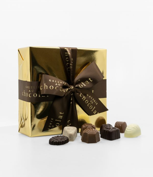 Signature Gift Box of Assorted Chocolates – 400g