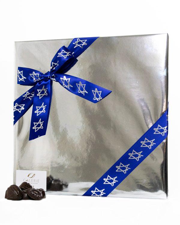 Pareve Boîte-Cadeau Emballée de Chocolats Assortis 800g