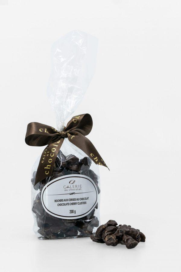 Dark Chocolate Cherry Clusters 200g