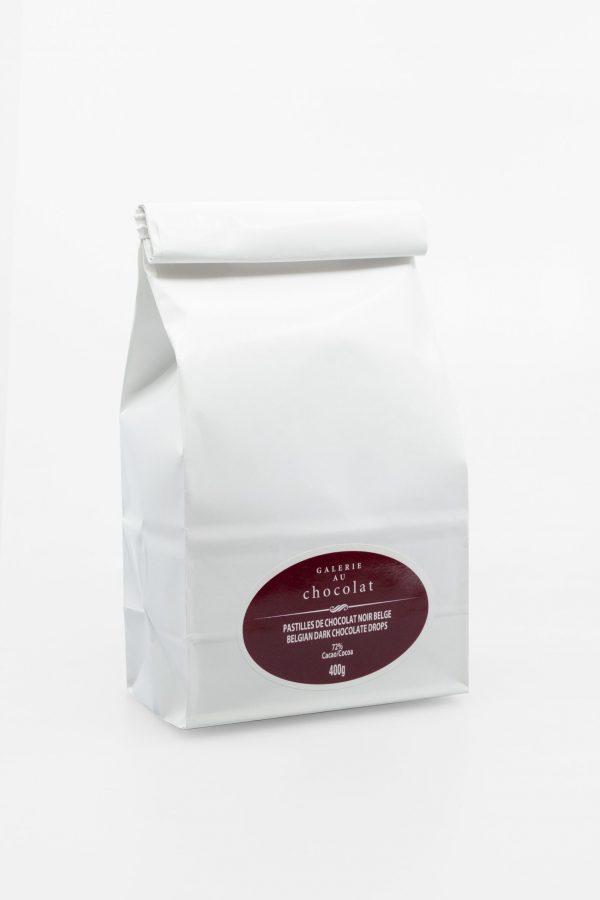 Dark Chocolate 72% Baking Drops 400g