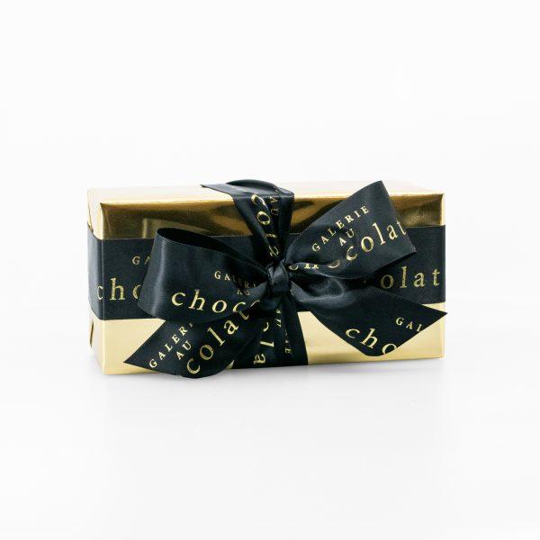 Signature Gift Box of Assorted Dark Chocolates – 200g