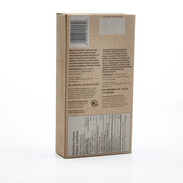 Fairtrade - Dark Chocolate 72% Baking Drops