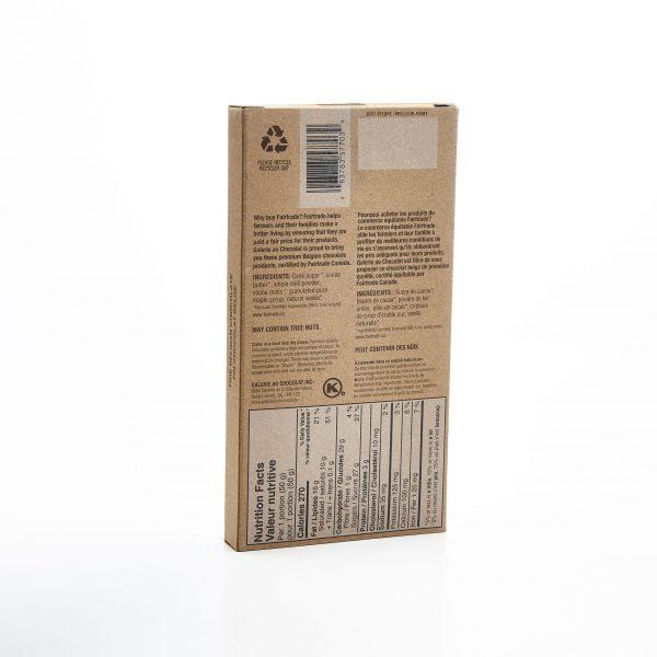 Fairtrade - Milk Chocolate Maple Crunch