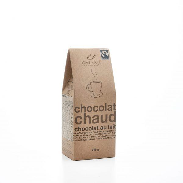 Fairtrade - Milk Chocolate 37% Old Fashioned Hot Chocolate