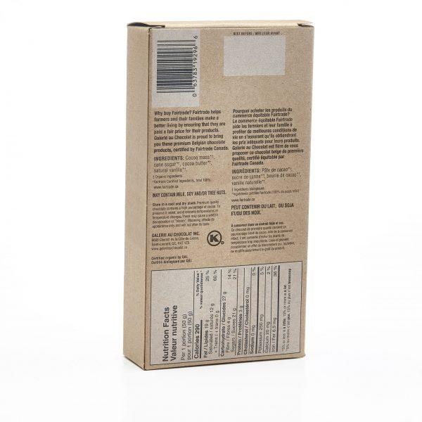Fairtrade - Semi-Sweet Chocolate 57% Baking Drops