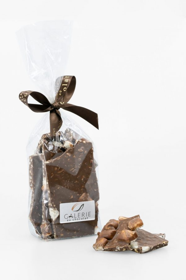 Milk Chocolate Rocky Road Bark 400g