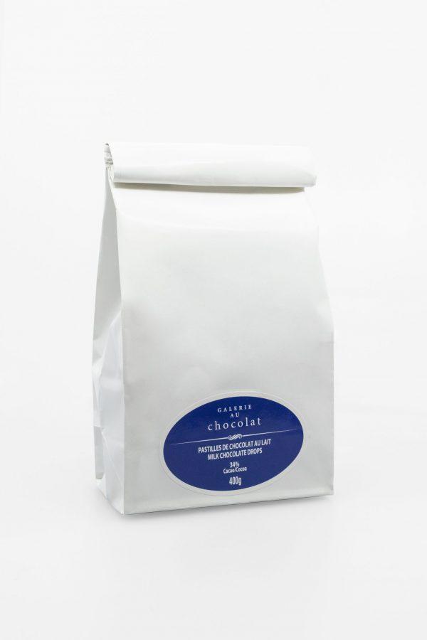 Milk Chocolate 34% Baking Drops 400g