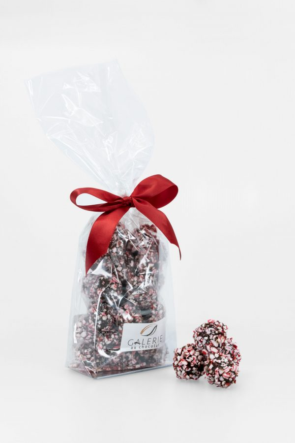Peppermint Candy Truffles 300g