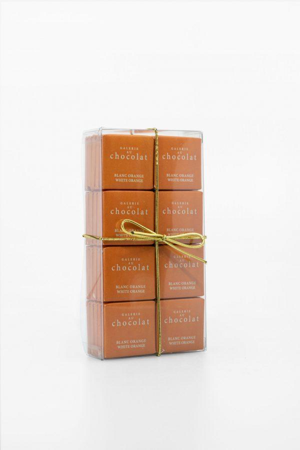 White Chocolate Orange Napolitains 190g