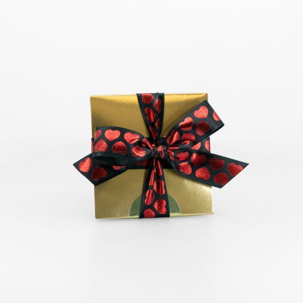 Mini Boîte-Cadeau Signature de Chocolats Assortis – Saint-Valentin – 50g