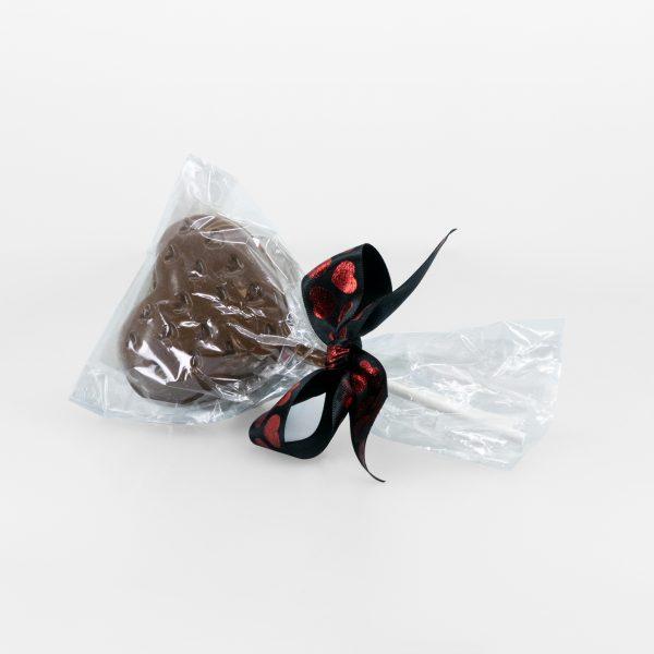 Suçon Coeur Chocolat au Lait – Saint-Valentin – 60g