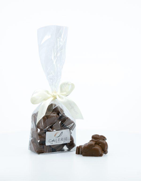 Milk Chocolate Sea Salt Caramel Bunnies – Easter – 200g