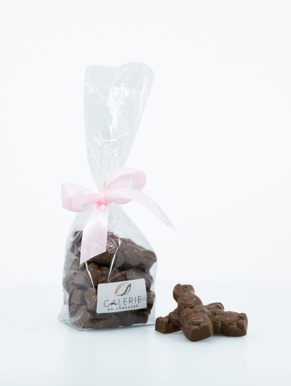 Pure Milk Chocolate Bunnies – Easter – 200g