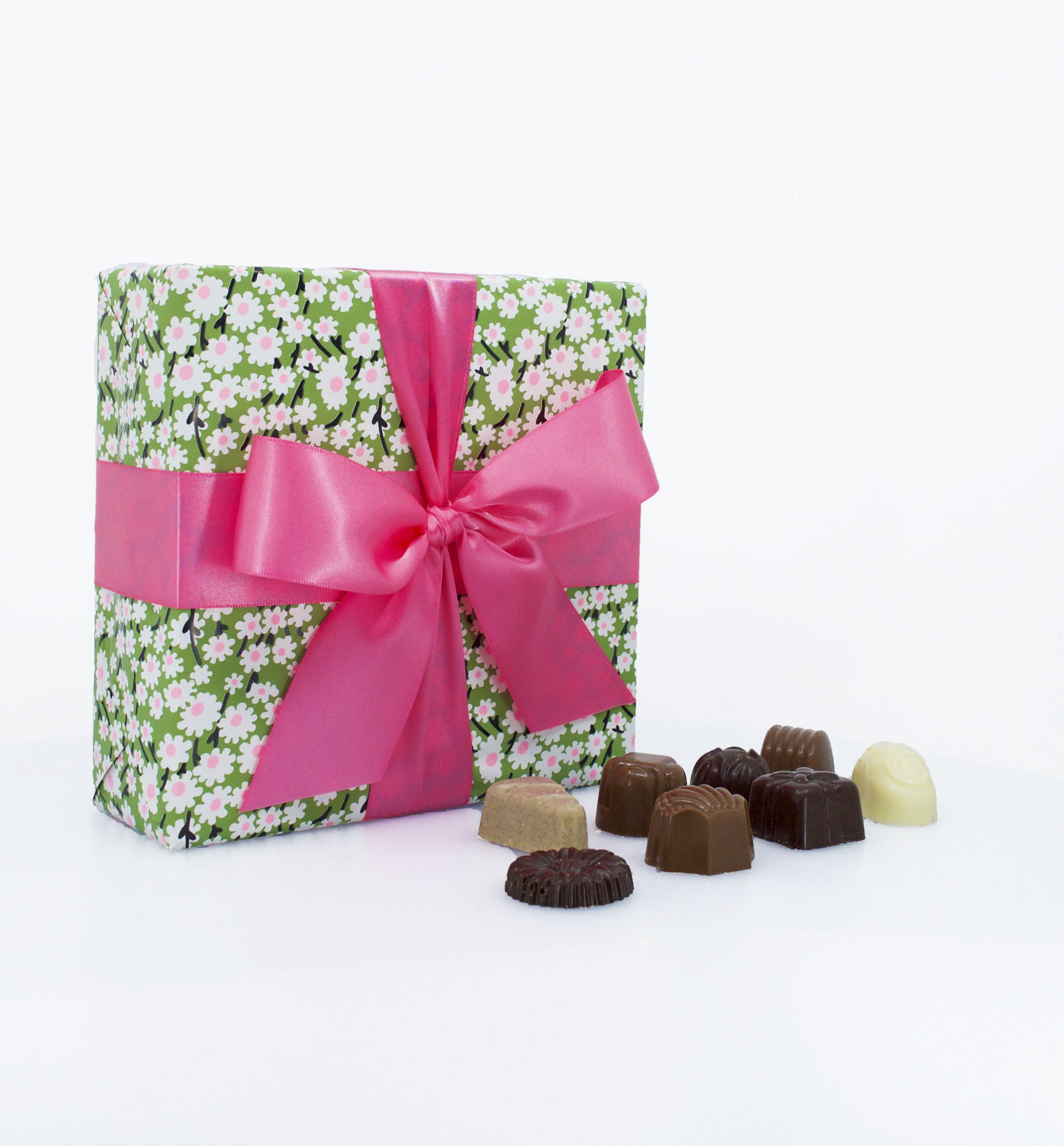 Spring Signature Gift Box of Assorted Chocolates