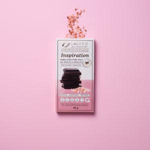 Inspiration Dark Chocolate Pink Salt