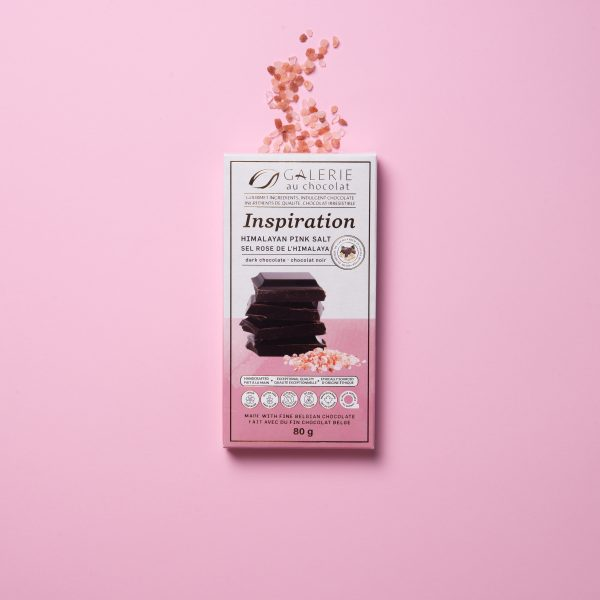 Inspiration - Himalayan Pink Salt