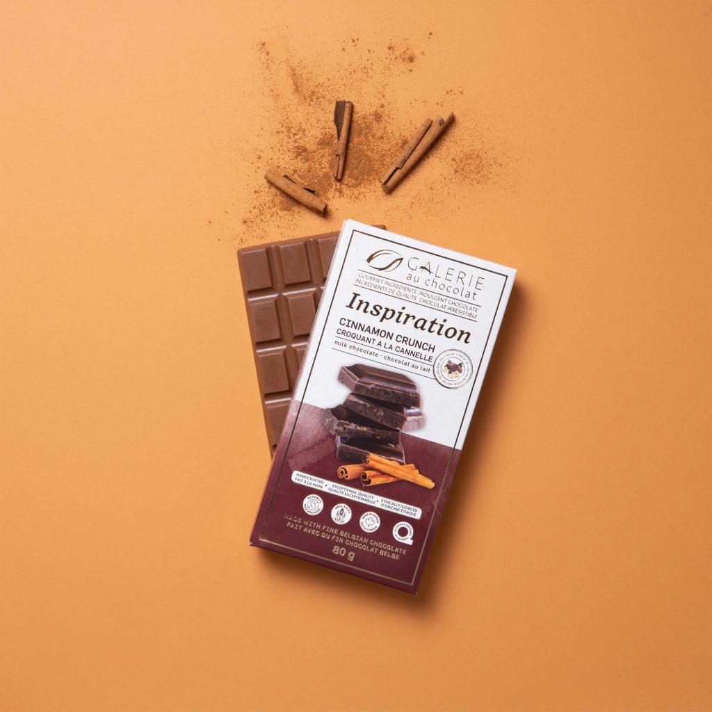 Inspiration Milk Chocolate Cinnamon
