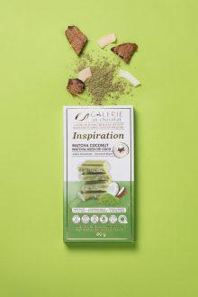 Inspiration White Chocolate Matcha Coconut