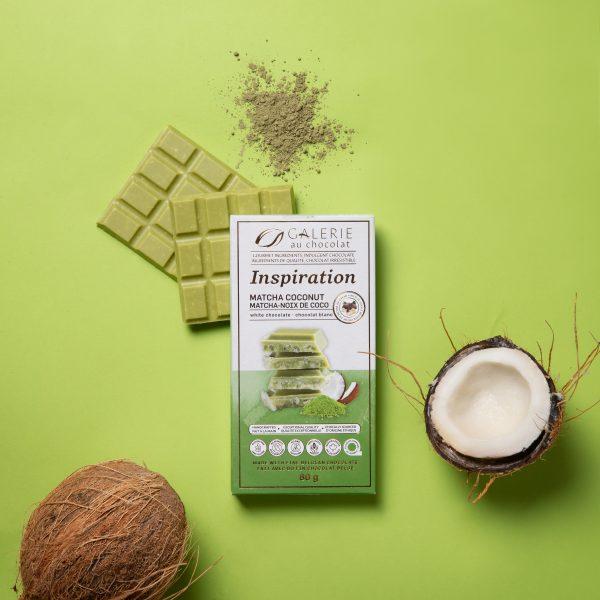 Inspiration - Matcha-Coconut