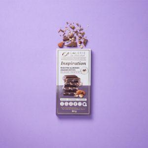 Inspiration Milk Chocolate Roasted Almonds