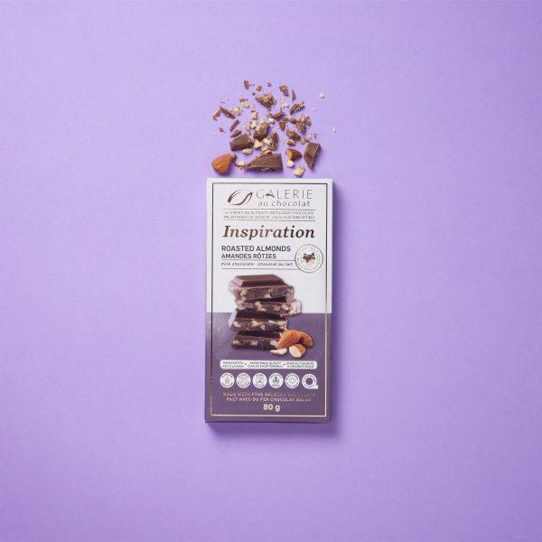 Inspiration - Roasted Almonds