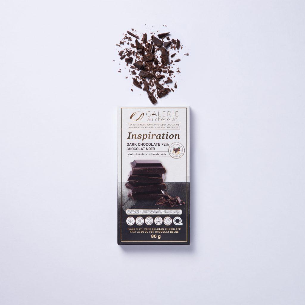 Inspiration Dark Chocolate 72%