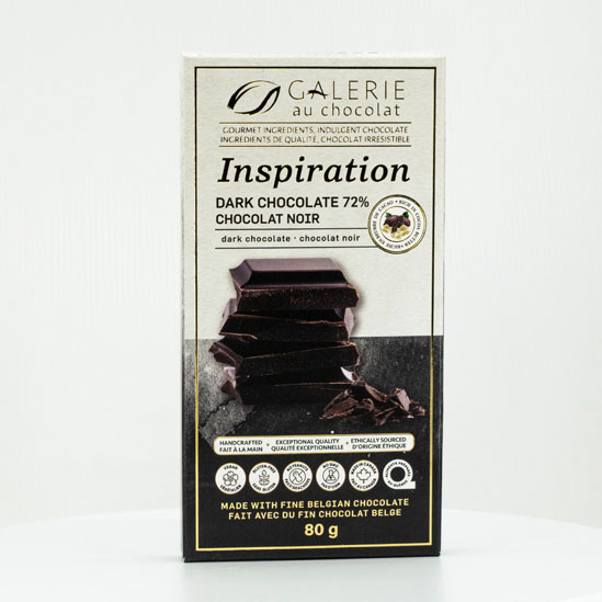 Inspiration - Dark Chocolate 72%